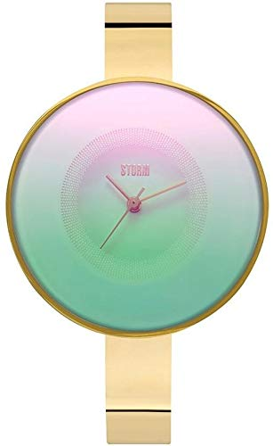 Storm London CYLLENE GOLD ICE 47434/GD/IC Orologio da polso donna