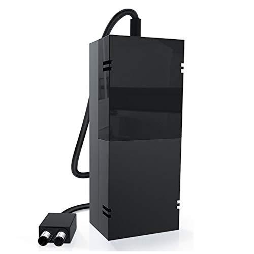 VCB Microsoft Original OEM Netzteil AC Adapter Ersatz für Xbox One - schwarz (EU) (Xbox One Netzteil Ersatz)