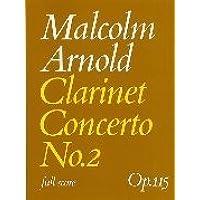 Clarinet Concerto No. 2: Full Score