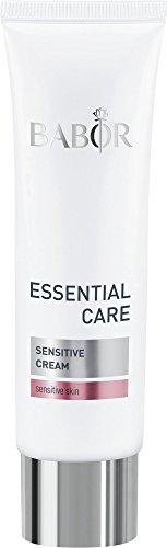 BABOR ESSENTIAL CARE Sensitive Creme, Gesichtspflegecreme für empfindliche, irritierte Haut, frei...