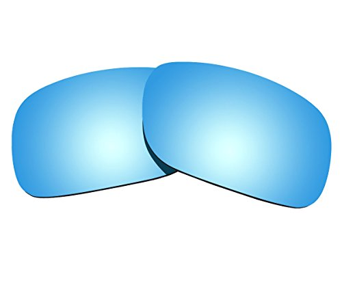Sunnyblue2 Ice Blau Polarisierte Ersatz Gläser für Oakley Holbrook Sonnenbrille
