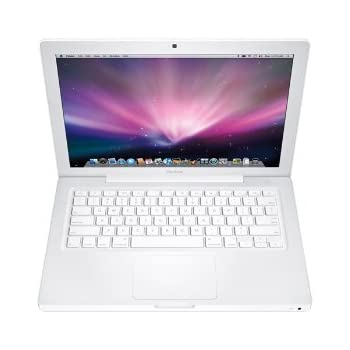 Apple MacBook 13-inch Laptop (Intel Core 2 Duo 2.4 GHz, 2