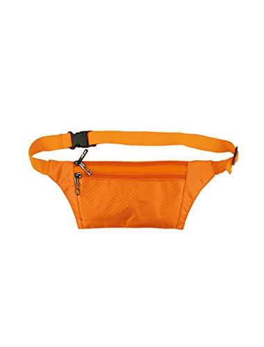 Argyle-tasche (sourcingmap® Unisex Outdoor-Aktivitäten verstellbar Gürtel Argyle Design Taschen Gürteltasche)