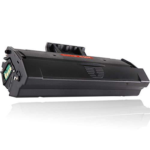 JOTO MLTD111S MLTD111L Ersatz für Samsung MLT-D111S MLT-D111L Kompatibler Toner (1 Schwarz), für Samsung Xpress SL-M2026W M2070FW M2026 M2070W M2022W M2022 M2070F M2020W M2070 M2020 (Mit Chip)