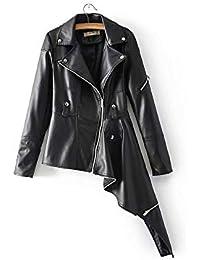purchase cheap 04771 c733d Suchergebnis auf Amazon.de für: Schwarze Lederjacke Damen ...
