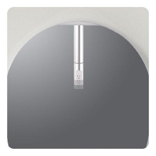 Popodusche NB09 Dusch WC Bidet Vollausstattung