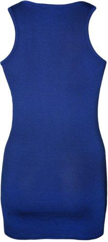 WearAll - Débardeur - Femme -  -  36-38 Bleu