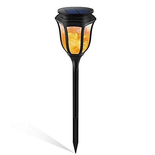 YUCH Lampe Solaire Lampe De Jardin Extérieur