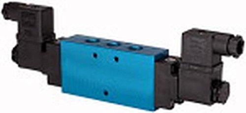 Preisvergleich Produktbild 5 / 2 Wegeventil,  G 1 / 4,  beidseitig elektromagnetisch,  DN 7, 5,  24V DC 517.522