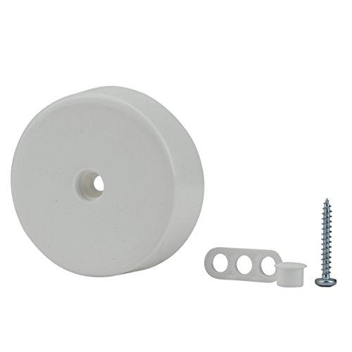 Preisvergleich Produktbild Sonstige Deckenverteiler mit Zubehör (1tlg 1 Stück) weiß, 42350
