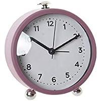 Surtido de 3 Relojes Despertador a Elegir, en Metal (10X5,5X11 CM)