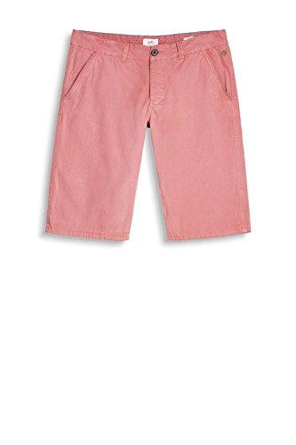 edc by ESPRIT Herren Shorts Rot (Red 630)