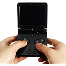 Generic Black Full Housing Shell Case Cover Part For Nintendo GBA SP Gameboy Advance SP