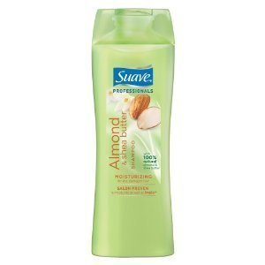 Suave Professionals Moisturizing Shampoo Almond & Shea Butter 14.5 oz. (Pack of 6) by Suave