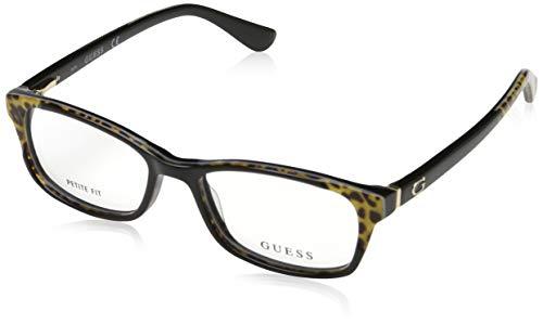 Guess Damen Brille Gu2615 52074 Brillengestelle, Mehrfarbig, 52