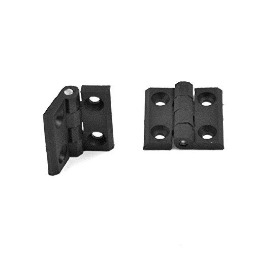 Ajile - 2 unidades - Bisagra de plasticò para puerta 50x50x6 mm...