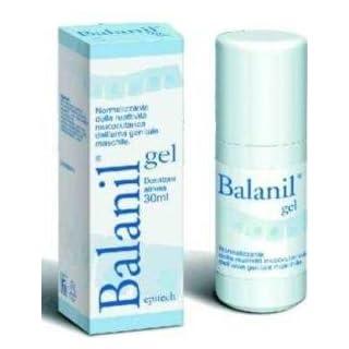 Gel Intimo Riequilibrante Dell' Area Genitale Maschile Balanil Gel 30 Ml