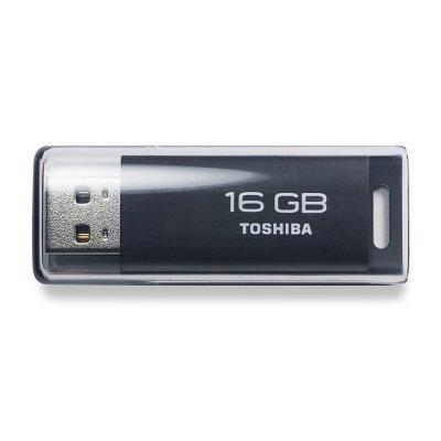 Toshiba TransMemory U202 USB 2.0 16GB Pen Drive (White)