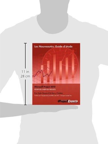 Les Nouveautés: Guide d'étude, Microsoft Project, 2010
