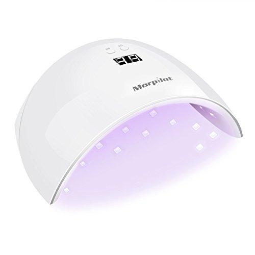 Zoom IMG-1 uv lampada unghie morpilot fornetto