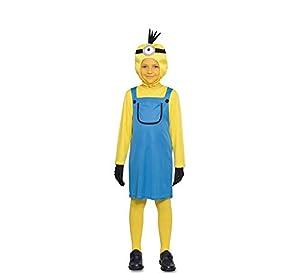 Fyasa 706419-t03Mini disfraz de niña, tamaño mediano