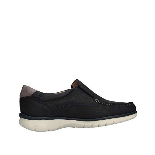 CALLAGHAN scarpe uomo macassino 88201 BLU Blue