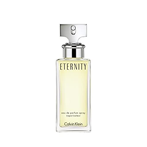 Calvin Klein Eternity femme / woman, Eau de Parfum, Vaporisateur / Spray 50 ml, 1er Pack (1 x 50 ml)