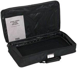 Rockcase GIGBOARD Pedalboard Effektboard Effekt Case für 6-8 EFFEKTE inkl. Gigbag