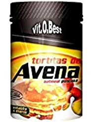 Vit-O-Best Tortitas de avena, Suplementos Alimentarios para Deportistas - 700 gr