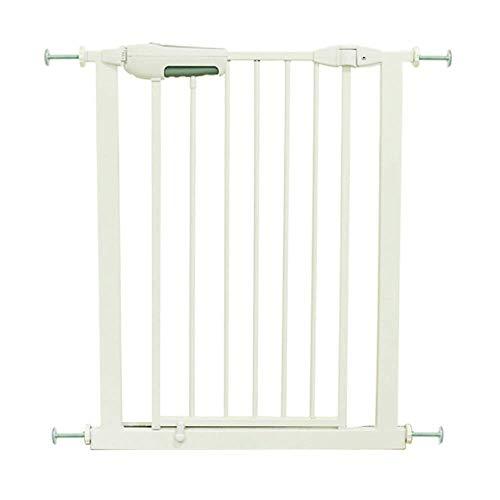 YAMI Porta di Isolamento Dell'animale Domestico, Barriera di Sicurezza per Bambini Barriera per Scale per Bambini Pet Dog Isolation Door Fence Multi-Size Senza Punch 65cm-82cm (Dimensioni : 65-72cm)