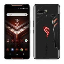"Foto ROG Phone 2 Elite Edition - ZS660KL-1A012EU - 6,6"" - 12/512 GB HDD - 6000 mAh Glossy Black"