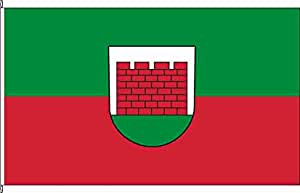 Hochformatflagge Mauer - 150 x 500cm - Flagge und Fahne