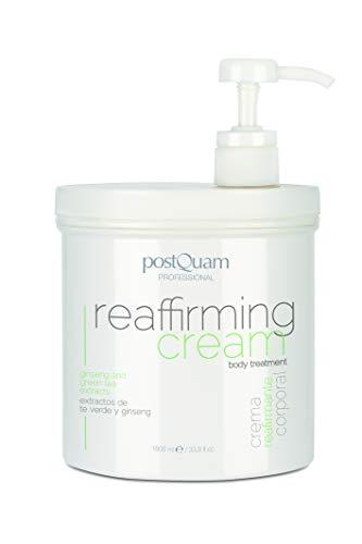 Postquam - Reaktivierende Creme | Body Firming Cream Anti-Zeichen und Stretch-Mark-Effekt - 1000 ml (Dehnung Creme Haut)
