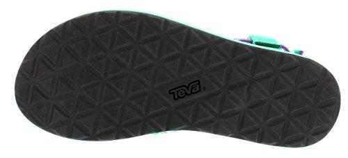 Teva - Original Sandal W's, Sandali Donna Violett (891 mosaic purple)