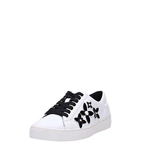 MICHAEL KORS scarpe donna sneakers basse 43R7LOFS1L LOLA SNEAKERS Bianco
