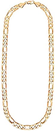 18Ct Mens Gold Link Chain