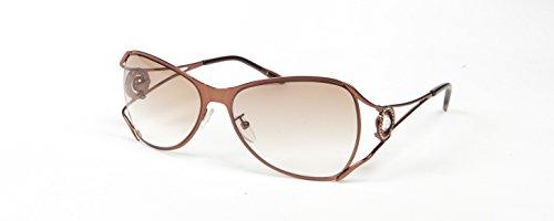 boucheron-occhiali-da-sole-donna-marrone-silver