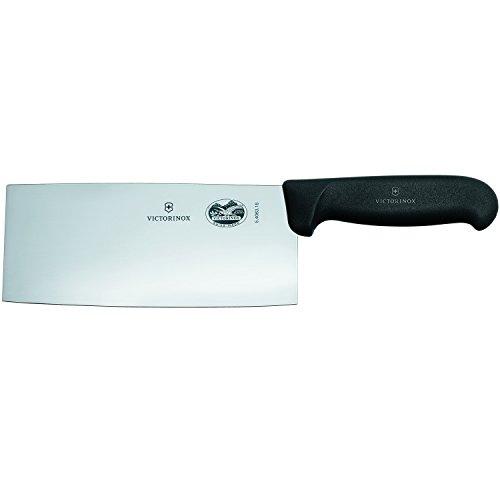 Victorinox Küchenmesser Chinese Chefs Knife - Chinesisches Chefmesser 18 cm, 5.4063.18