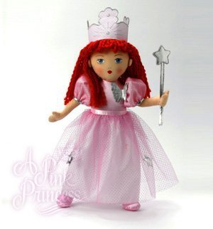 Madame Alexander, Cloth Glinda the Good Witch, The Wizard of Oz Collection - 18
