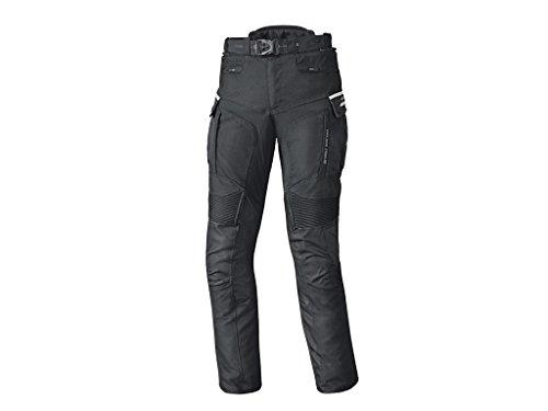 Held Motorradschutzhose, Motorradhose, Bikerhose Matata II Adventurehose schwarz L, Herren, Enduro/Reiseenduro, Ganzjährig, Leder/Textil Held Leder