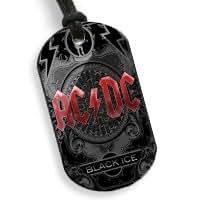 Plaque ACDC