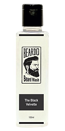 Beardo Beard Wash - 100 ml (The Black Velvette)