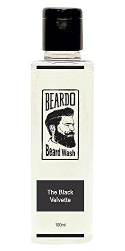 Beardo Beard Wash - 100 ml (The Black Velvette)