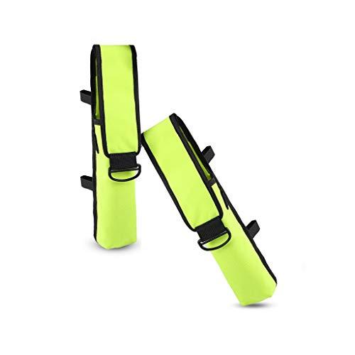 Webla Atemschutzgerät Mini-Sauerstoffflaschen-Standby-Atemlufttankzylinder, 0,5 l -