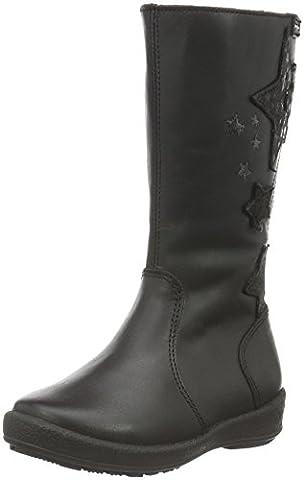 Garvalin Mädchen 161800A-FB Kurzschaft Stiefel, Schwarz (Negro), 24 EU