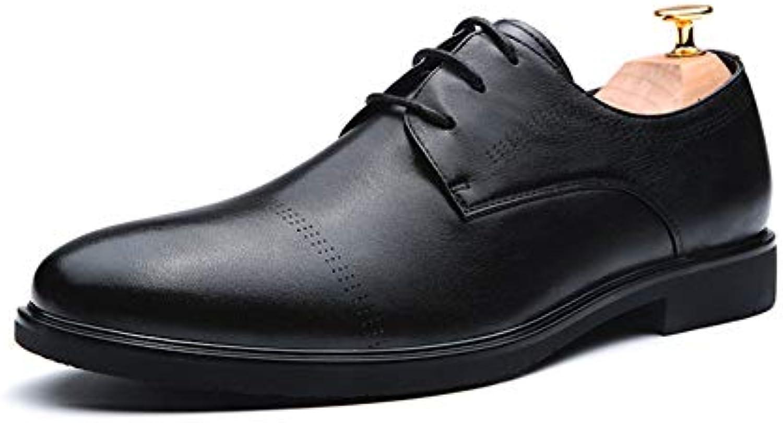 MMJ Scarpe da Uomo, Scarpe a Punta rovesciata, Scarpe Eleganti da Uomo, Scarpe da Ginnastica Traspiranti (Coloreee... | La qualità prima  | Scolaro/Signora Scarpa