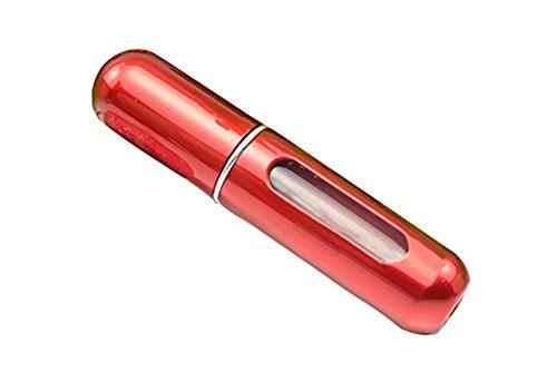 Interesting® 5 ml Mini recargable portátil de viaje botella atomizador del perfume Perfume Para la caja de la bomba del aerosol de perfume vacía envases de productos cosméticos