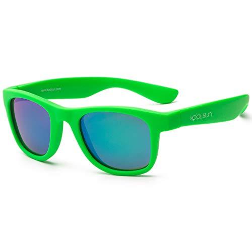 Koolsun - Wave - Kinder Sonnenbrille - neon green - 1+ (1-5 Jahre)