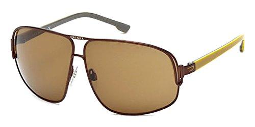 Diesel Sonnenbrille 0065_48J (62 mm) bronze/havanna