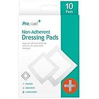 Nicht Wundhaftende-Pads - Non-Adherent Dressing Pads - 10st/Packung - vertrieb durch ABAV (2) preisvergleich bei billige-tabletten.eu